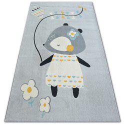 Carpet PASTEL 18403/052 - MOUSE grey