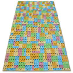 Fitted carpet for kids LEGO