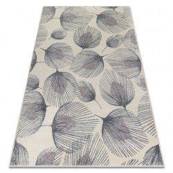 Teppich HEOS 78545 sahne / rosa GEFIEDER