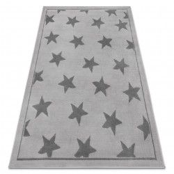 Carpet BCF ANNA Stars 3105 grey