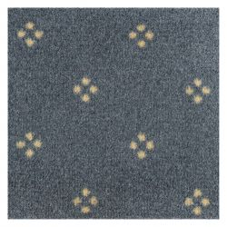 Fitted carpet CHAMBORD 193 grey beige