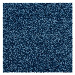 Fitted carpet EVOLVE 077 blue