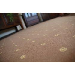 Teppich - Teppichboden CHIC 144 braun