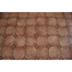 Geschäumter PVC-Bodenbelag BINGO LOTUS 046
