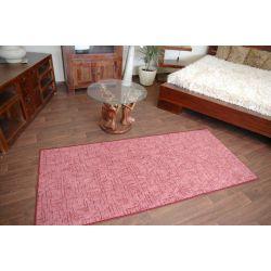 Carpet - Wall-to-wall KASBAR maroon