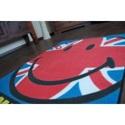 Carpet DISNEY 95x133cm SMILEY 05