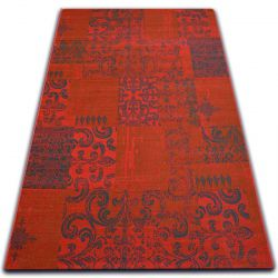 Teppich VINTAGE 22215/021 rot Patchwork