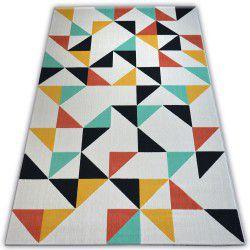 Teppich SCANDI 18214/063 - Dreiecke