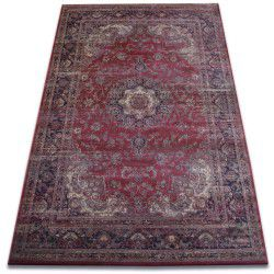Carpet heat-set Jasmin 8676 rust
