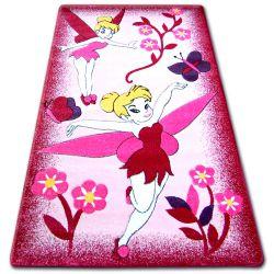 Carpet children HAPPY C224 pink Fairy