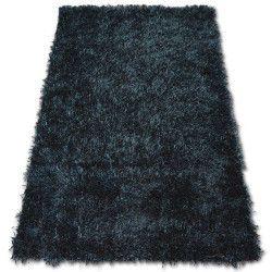 Teppich SHAGGY LILOU schwarz