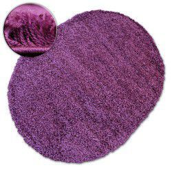 Килим овальний SHAGGY GALAXY 9000 фіолетовий