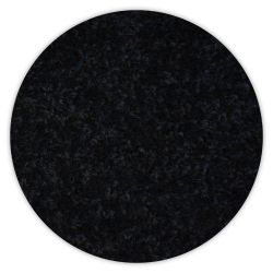 Carpet circle TRENDY 159 black