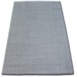 Килим SHAGGY MICRO срібло