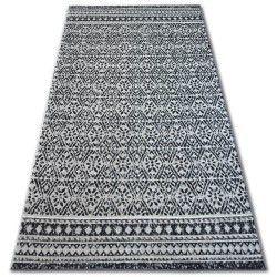 Carpet LISBOA 27213/956 Diamonds Grey