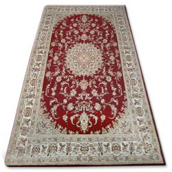 Carpet ISFAHAN TEA ruby