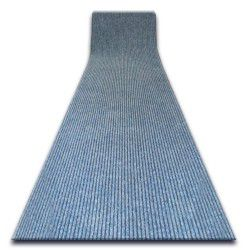 Придверный ковер на погонные метры LIVERPOOL 036 синий