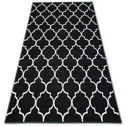 Teppich BCF BASE 3770 TRELLIS schwarz