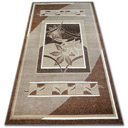 Carpet BCF BASE 3706 FLORAL beige