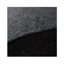 Carpeted Car HERMES 965 grey any size
