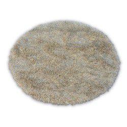 Teppich LOVE SHAGGY kreis Modell 93600 beige