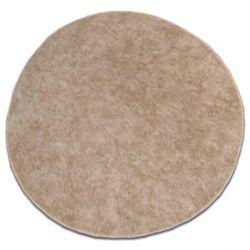 Килим коло SERENADE яскравий коричневий