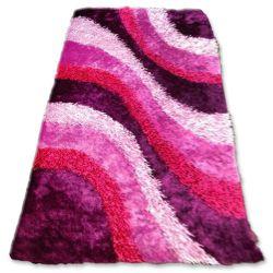 Carpet SHAGGY MACHO H26 purple