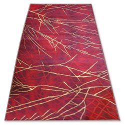 Carpet STANDARD IDA red