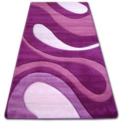 Teppich TIGA 6503B pembe/k.lila