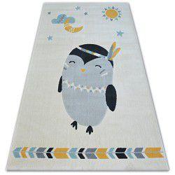 Килим PASTEL 18401/062 – пингвинче екрю