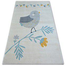 Килим PASTEL 18404/062 - птах кремовий