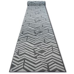 Runner anti-slip SKY grey FIR