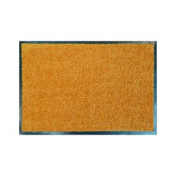 Doormat CLEAN orange