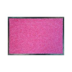 Doormat CLEAN pink