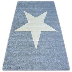 Teppich NORDIC STAR grau/creme G4581