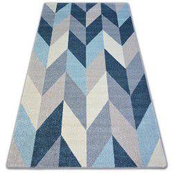 Nordic szőnyeg HALSZÁLKÁS kék G4582