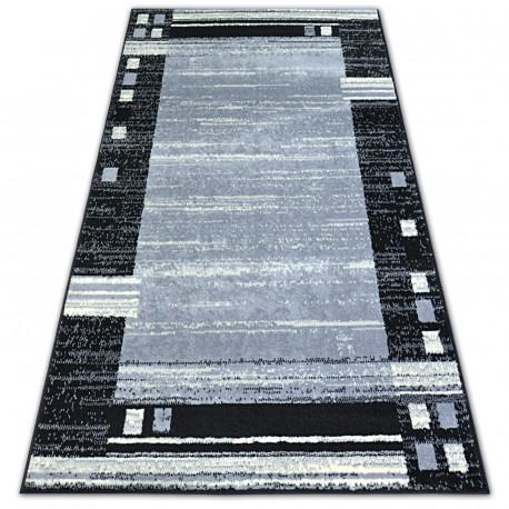 Килим BCF BASE CHASSIS 3881 РАМКА сірий/чорний