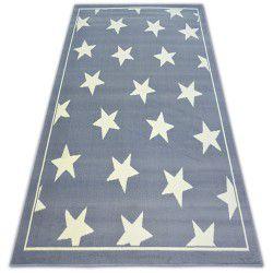 Tappeto BCF FLASH STARS 3975 STELLINE griggio