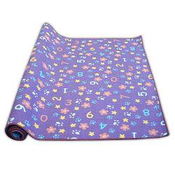 Passadeira carpete infantil Numbers roxo liczby, alfabet, cyferki