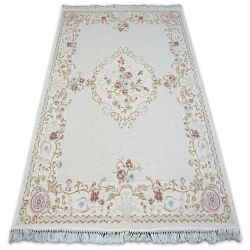Carpet ACRYLIC MIRADA 0140 Cream ( Pembe ) Fringe