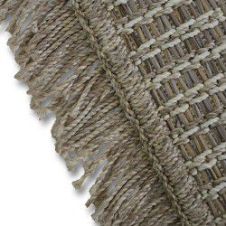 Килим шнуровий SIZAL BOHO 46219/651 бежевий бахрома