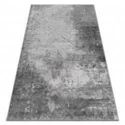 Koberec ACRYLOVY YAZZ 6076 CRACKED BETON šedá