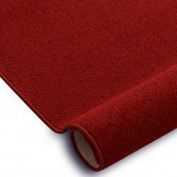 Carpet, wall-to-wall, ETON red