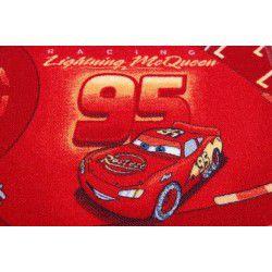 Moqueta DISNEY CARS rojo