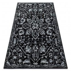 Koberec RETRO HE184 černý / krém Vintage