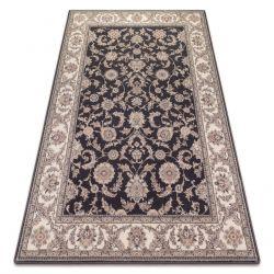 Carpet Wool KERMAN Celtis anthracite