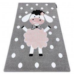 Carpet PETIT DOLLY grey