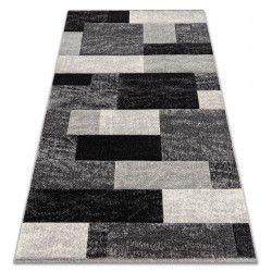 Tappeto FEEL 5756/16811 RECTANGOLI grigio