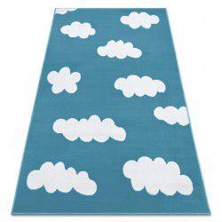 Килим BCF ANNA Clouds 2661 хмари синій