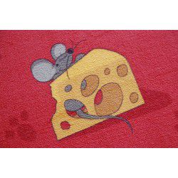 Mocheta Mouse-uri roșu
